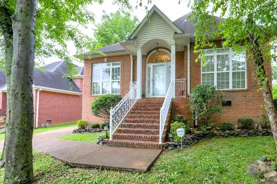 Madison Single Family Home For Sale: 2014 Spring Branch Dr