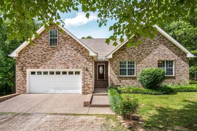 Dickson Single Family Home For Sale: 1674 Eno Road