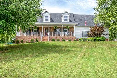 Maury County Single Family Home For Sale: 3359 Taylorwood Ln