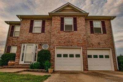 Clarksville TN Single Family Home For Sale: $221,000