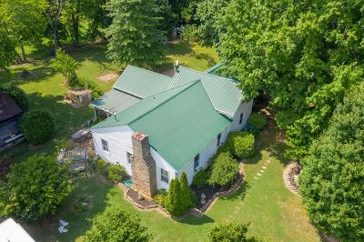 Williamson County Single Family Home For Sale: 6789 Owen Hill Rd