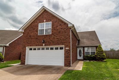 Clarksville Rental For Rent: 994 Culverson Ct