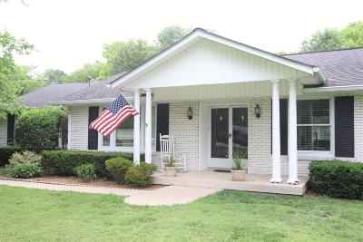 Brentwood Single Family Home For Sale: 1214 Lipscomb Dr