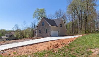 Clarksville Single Family Home For Sale: 1367 Tannahill Way