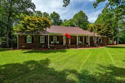 Franklin Single Family Home For Sale: 5908 Shelby Ln