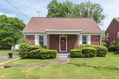 East Nashville Single Family Home For Sale: 1005 Broadmoor Dr