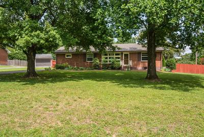 Nashville Single Family Home For Sale: 4708 Danby Dr