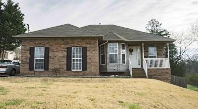 Columbia Single Family Home Active Under Contract: 205 Collin Dr
