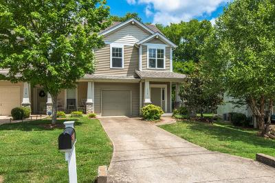 Nashville Single Family Home For Sale: 336 Normandy Cir