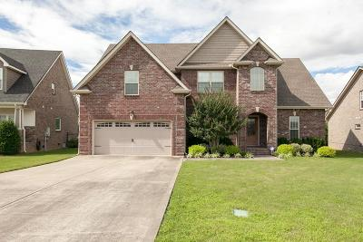 Murfreesboro Single Family Home For Sale: 5128 Starnes Dr