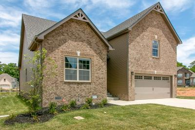 Clarksville Single Family Home For Sale: 1173 Christian James