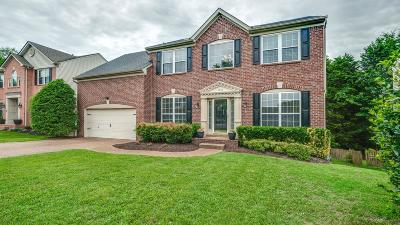 Nashville Single Family Home For Sale: 6924 Stone Run Dr