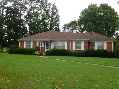 Lewisburg Single Family Home For Sale: 760 Scenic Dr