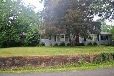 Franklin County Single Family Home For Sale: 242 Shadowbrook Rd