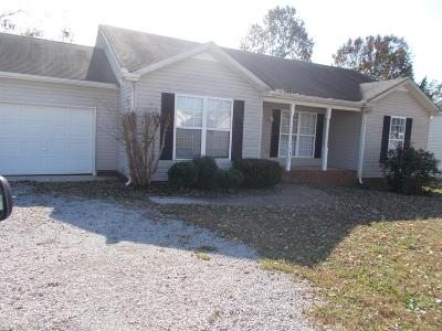 Murfreesboro Single Family Home Active Under Contract: 2528 Lismore Dr