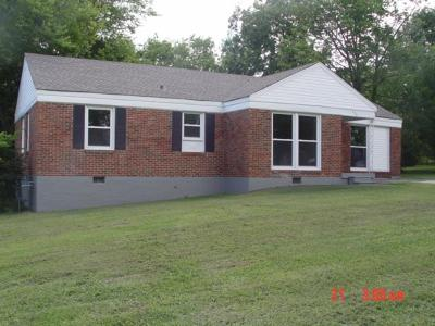 Marshall County Single Family Home For Sale: 536 Colburn Dr