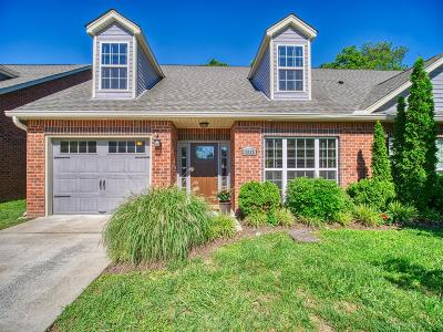 Nashville Condo/Townhouse Active Under Contract: 3038 Whitland Crossing Dr