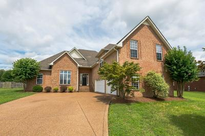 Gallatin Single Family Home For Sale: 1016 Lake Rise Overlook