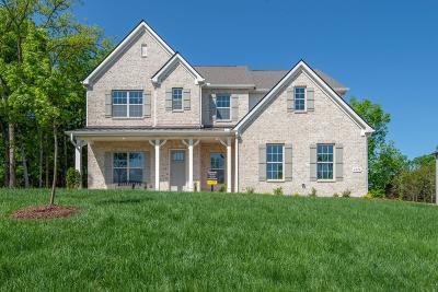 Nolensville Single Family Home For Sale: 918 Los Lomas Lot #70