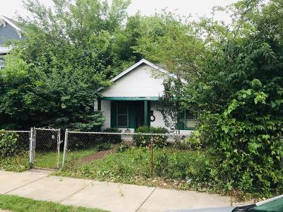 Nashville Single Family Home For Sale: 1205 14th Ave S