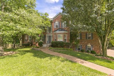 Goodlettsville Single Family Home For Sale: 105 Shawnee Ct