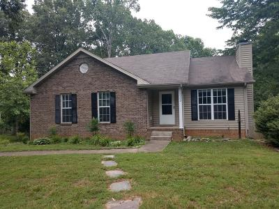 Woodlawn Single Family Home Active Under Contract: 3300 Backridge Rd