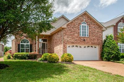 Nashville Single Family Home Active Under Contract: 3317 William Bailey Dr