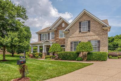 Old Hickory Single Family Home For Sale: 1828 Woodland Farms Ct