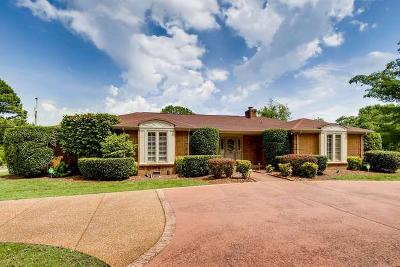 Brentwood Single Family Home For Sale: 804 Quail Valley Dr