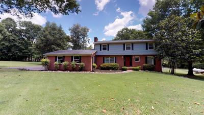 Columbia Single Family Home For Sale: 1213 Whitney Dr