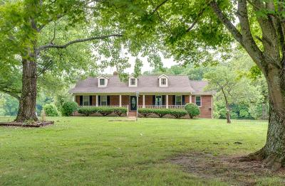 Culleoka Single Family Home For Sale: 3087 Valley Creek Rd