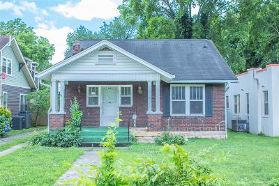East Nashville Single Family Home Active Under Contract: 946 Maxwell Ave