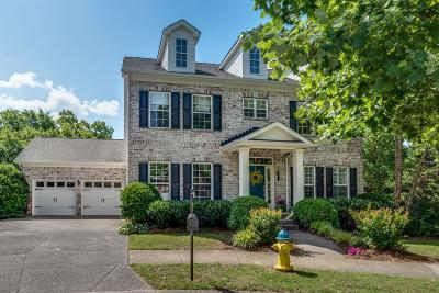 Franklin Single Family Home Active Under Contract: 201 Schoolpath Ln