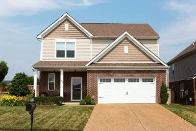 Mount Juliet TN Single Family Home For Sale: $329,900