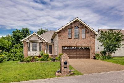 Antioch Single Family Home Active Under Contract: 612 Cadogan Ct