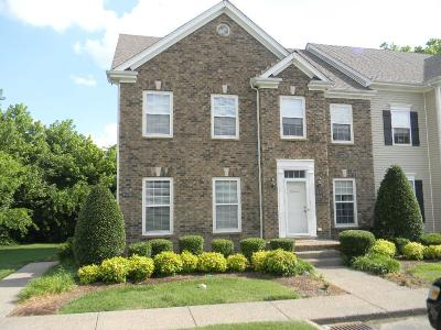 Spring Hill Condo/Townhouse For Sale: 2271 Dewey Drive Unit K-1 #K-1