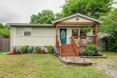 East Nashville Single Family Home For Sale: 1507 Cahal Ave