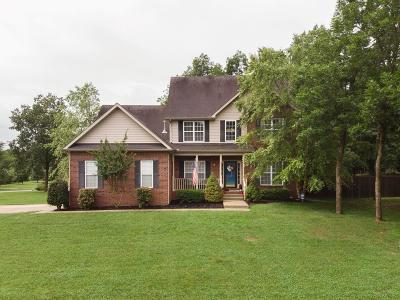 Mount Juliet Single Family Home Active Under Contract: 830 Ridgetop Dr