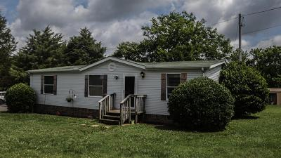 Pleasant View TN Single Family Home Active Under Contract: $174,900