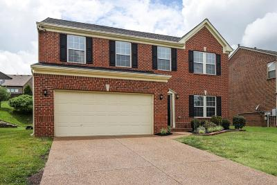Mount Juliet Single Family Home For Sale: 276 Cobblestone Lndg