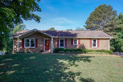 Columbia Single Family Home For Sale: 606 Blue Ridge Dr