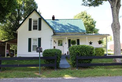 Houston County Single Family Home Active Under Contract: 50 Adams Loop