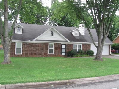 Smyrna Single Family Home For Sale: 413 Enon Springs Rd E