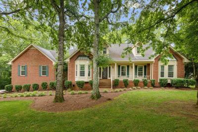 Hendersonville Single Family Home For Sale: 1138 Longview Dr