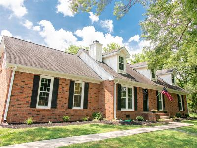 Smyrna Single Family Home For Sale: 513 Wilmoore Court