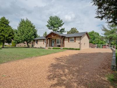Pleasant View Single Family Home For Sale: 107 Pinnacle Ct
