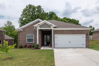 Gallatin Single Family Home For Sale: 548 Smoky Mountains Dr