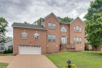 Goodlettsville Single Family Home For Sale: 424 Chickasaw Trl