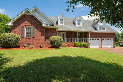 Goodlettsville Single Family Home For Sale: 1012 Willow Trl