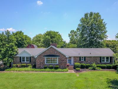 Hendersonville Single Family Home For Sale: 1408 Shoreside Dr